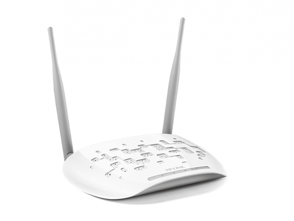 Tp-link N300 Wireless N Access Point 2.4Ghz (300Mbps) 1x100Mbps L (TL-WA801ND)