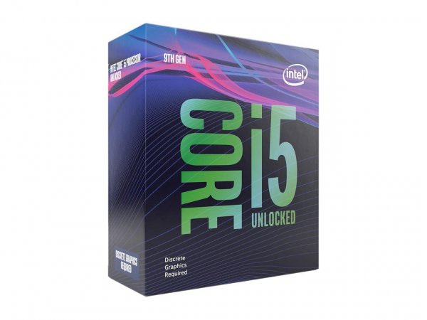 Intel Boxed Core I5-9600kf Coffee Lake Processor (9m Cache Up To 4.60 Ghz) Fc-lga14 (BX80684I59600KF)