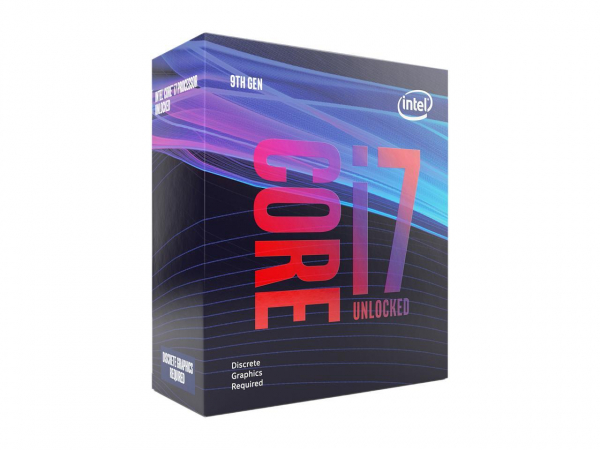 Intel Boxed Core I7-9700kf Coffee Lake Processor (12m Cache Up To 4.90 Ghz) Fc-lga1 (BX80684I79700KF)