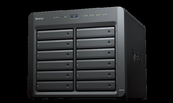 Synology Diskstation 12 Bay Nas Network storage(DS2419+)