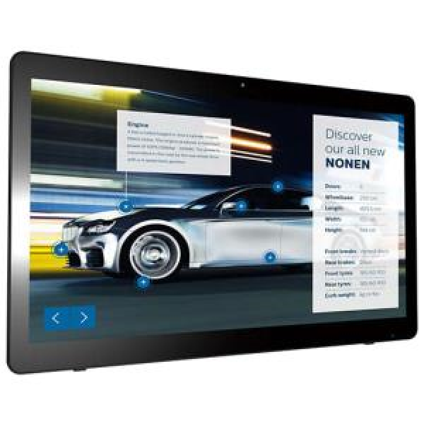 Philips 24 Multi Touch Android Tablet (24BDL4151T)