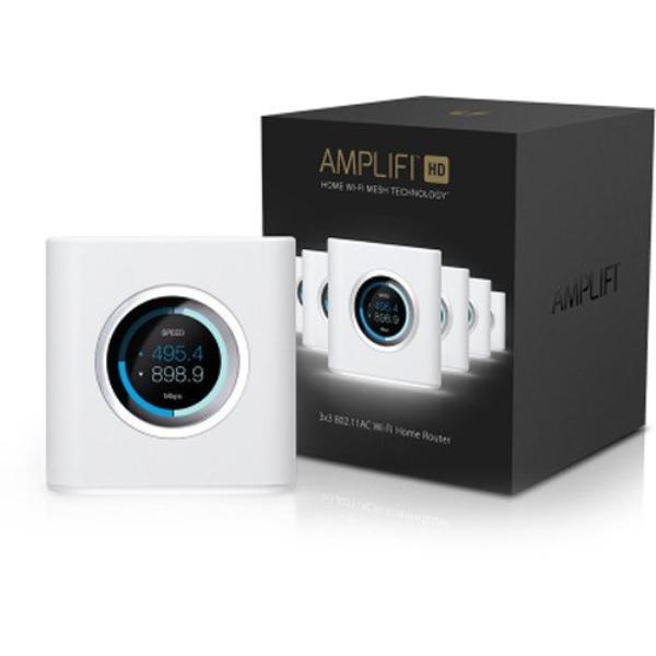 Ubiquiti Amplifi High Density Hd Home Wi-fi Router - 3x3mimo Max Coverage  (AFI-R-AU)