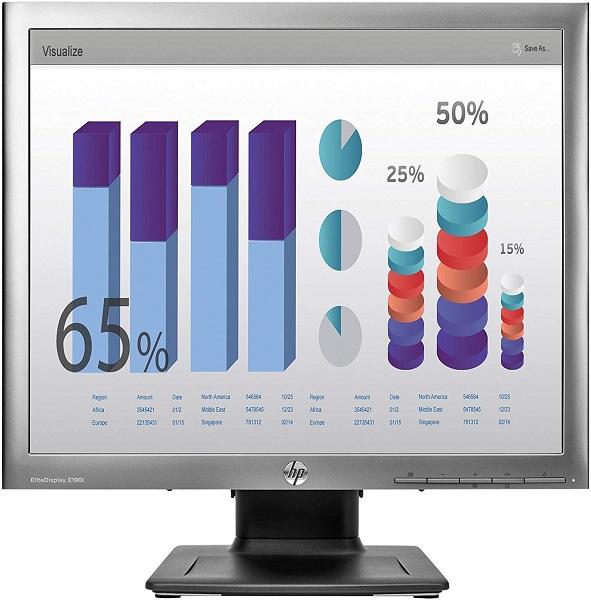 Hp Elitedisplay E190i 18.9in Monitor (5:4) (E4U30AA)