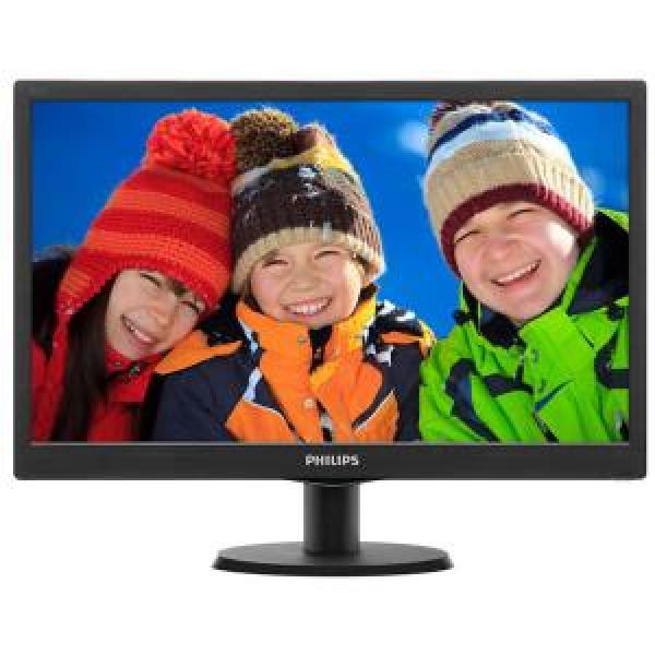 Philips 18.5in Led 1366x768 Monitor (193V5LHSB2)