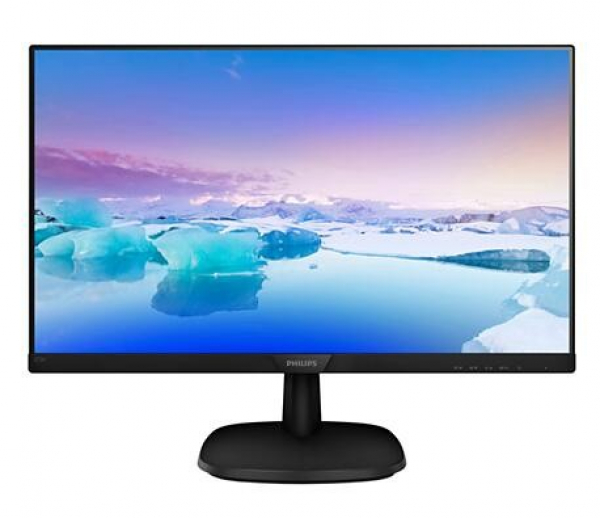 Philips  27in Fhd 1920x1080 5ms 10m:1 Ips Vga/hdmi/dvi Spea ( 273v7qdab )