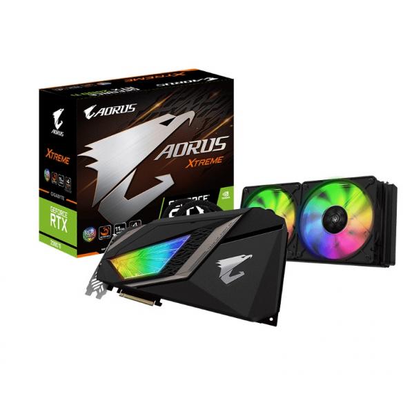 Gigabyte Nvidia Geforce Rtx 2080 Ti Aorus Xtreme Waterforce 11g 7680x43206 (GV-N208TAORUS-X W-11GC)