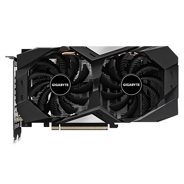 Gigabyte Nvidia Geforce Rtx 2060 Oc 6gb Gddr6 7680x432060hz 3xdp1.4 Hdmi2. (GV-N2060OC-6GD)
