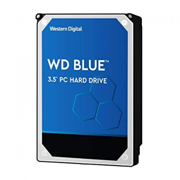 Western Digital Blue 6TB Sata3 256MB 3.5 Desktop Drives (WD60EZAZ)