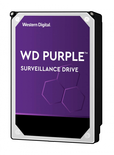 Western Digital 8TB WD Purple 8tb Surveillance 3.5