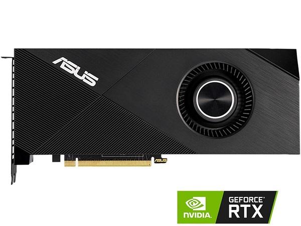 Asus Nvidia Geforce Rtx 2060 6gb Gddr6 Nvidia Turing Gpu 1920 Cuda Cor (TURBO-RTX2060-6G)