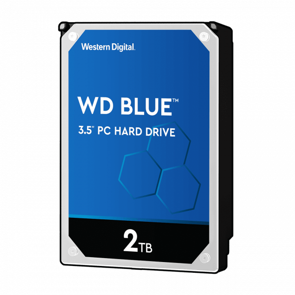 Western Digital WD Blue 2TB Sata3 64MB 3.5