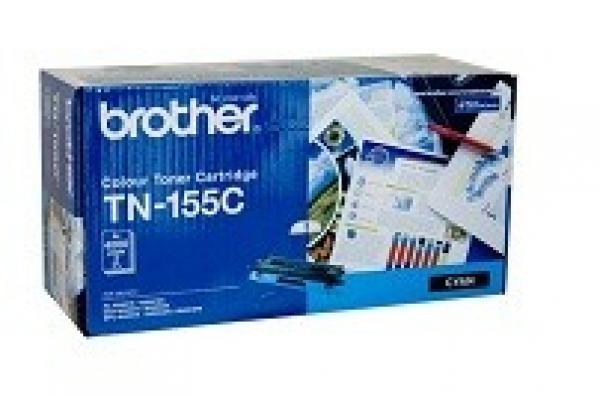 Brother Cyan Toner High Yield Tn155 For Hl4040cn/4050dcn Dcp-9040cn (TN-155C)