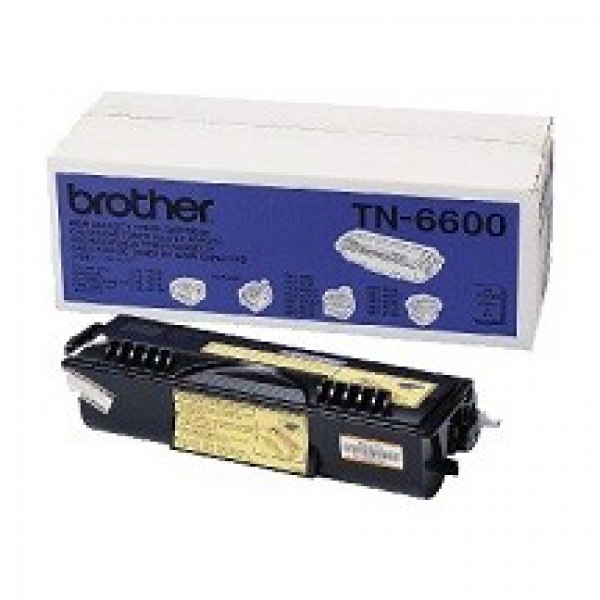 Brother Blk Toner Tn6600 For Mfc-8600/9600/9660/9680 (TN-6600)