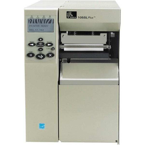 ZEBRA 105slplus 4in Industrial Thermal Transfer 102-80P-00000