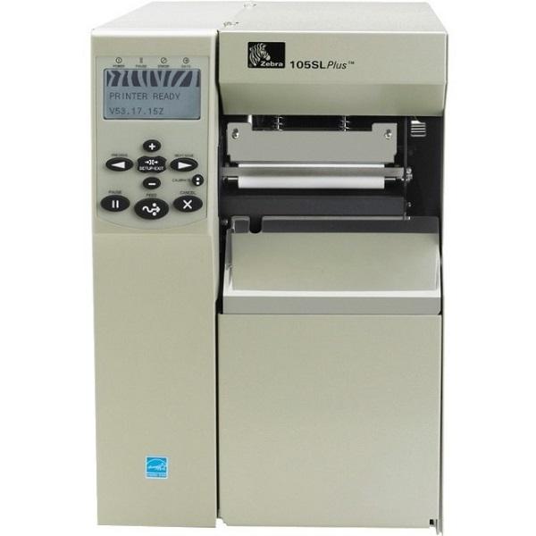 ZEBRA 105slplus 4in Industrial Thermal Transfer 102-80P-00100