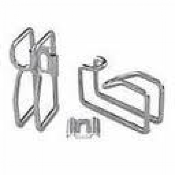 HP Cable Management D-rings Kit. Kit Consists 168233-B21