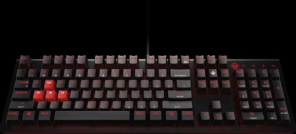 HP Omen 1100 Keyboard Computer Desktop (1MY13AA)