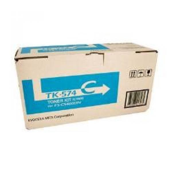 KYOCERA Tk-574c Toner Kit - 1T02HGCAS0