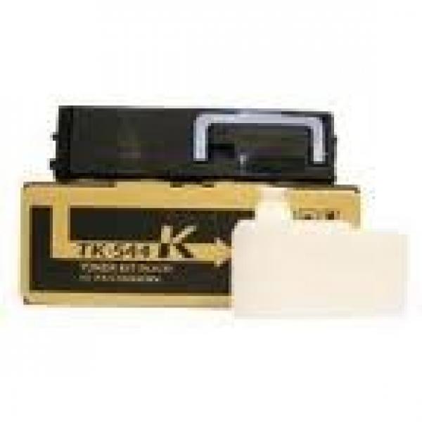 KYOCERA Tk-544k Black Toner Kit (5000 Pages In 1T02HL0AS0