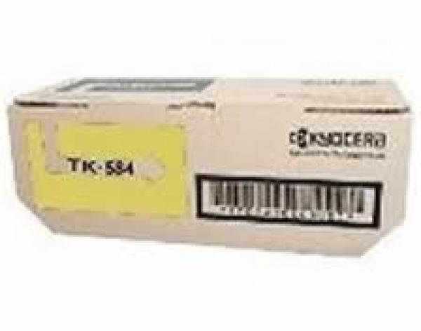 KYOCERA Yellow Toner Kit For 1T02KTAAS0