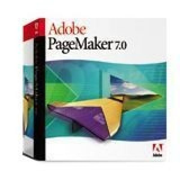 ADOBE Pagemaker 7.0.2 Windows Cd Set 27530423