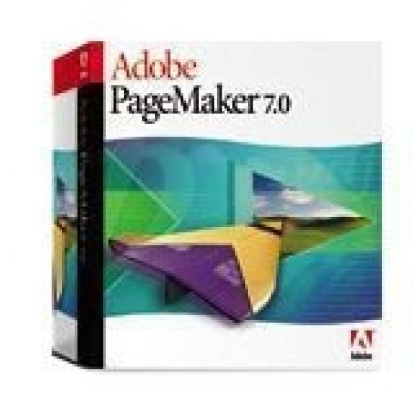 ADOBE Pagemaker 7.0.2 Windows Cd Set 27530423
