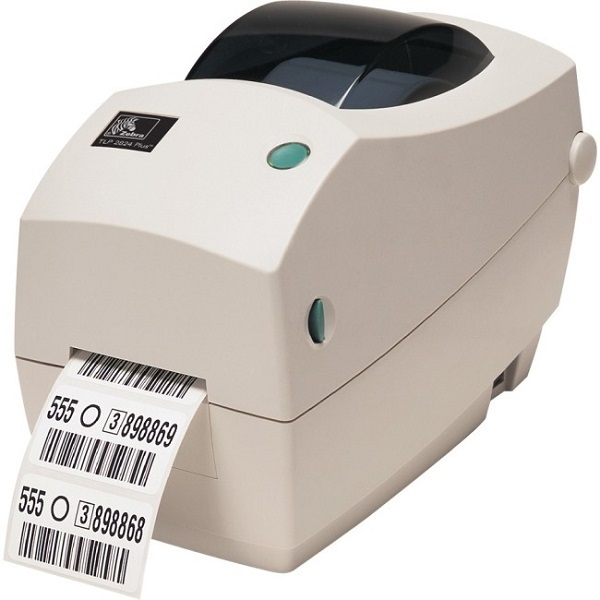 ZEBRA Tlp2824 Plus Desktop 2in Thermal Transfer 282P-1012P2-040
