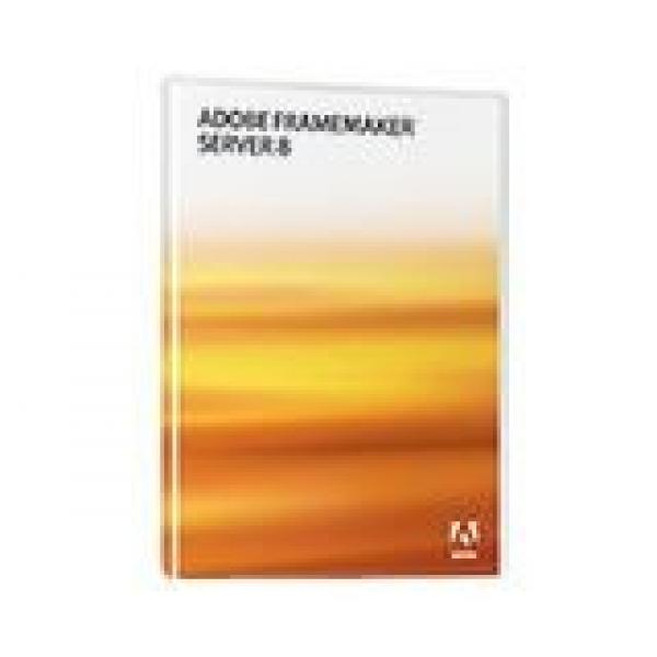 ADOBE Framemaker Server 8 Unix Cd Site Solaris 37980042