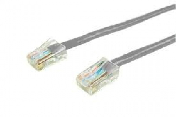 APC - SCHNEIDER Cat5 Utp 568b Patch Cable Grey 3827GY-50