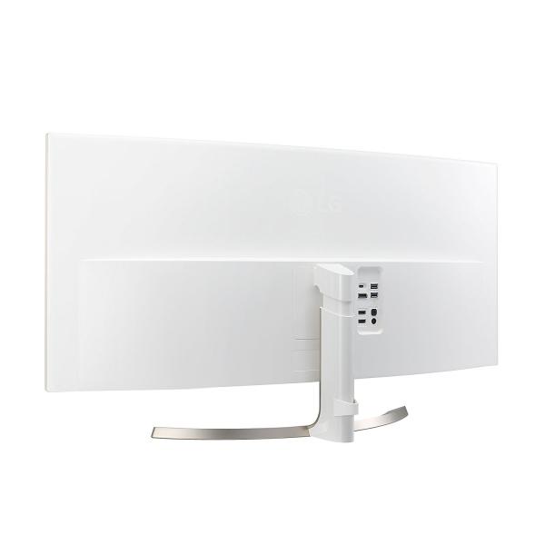 LG 38 Curved Ultrawide 21:9 IPS Monitor (38UC99-W)