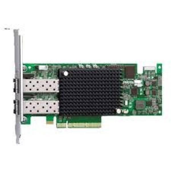 DELL Emulex Lpe16002b Dual Port 16gb Fibre 406-BBHF