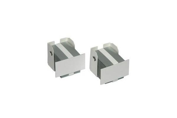 OKI Staple For Offline Stapler 2x 1500 Staples 45513301