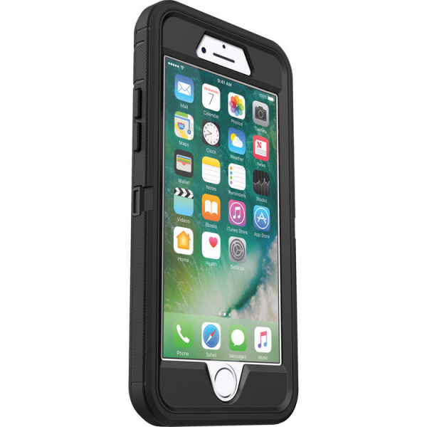 OTTERBOX Defender Iphone7/8 in Black (77-56603)