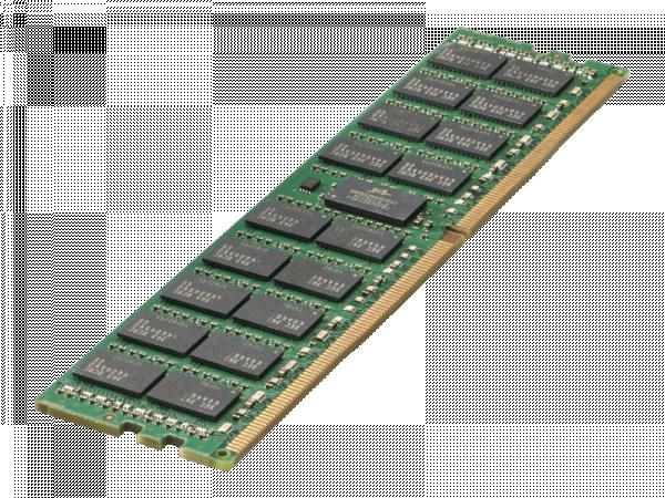 HPE 16GB (1x16GB) Single Rank x4 DDR4-2666 SAS Drives Registered Smart Memory Kit (815098-B21)
