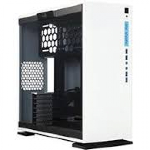 IN WIN 301 Micro-atx Case White Secc Tempered 301-WHITE