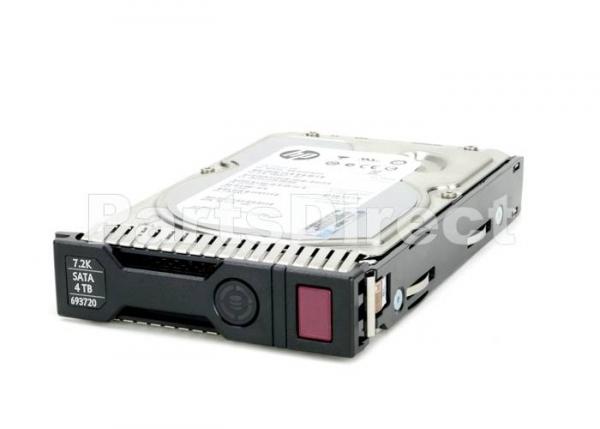 HP E 4tb Sata 6g Midline 7.2k Lff (3.5in) Sc 872491-B21