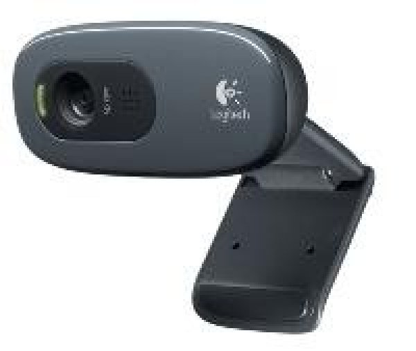 LOGITECH C270 Hd Webcam Hd 720p Video Calling & 960-000584