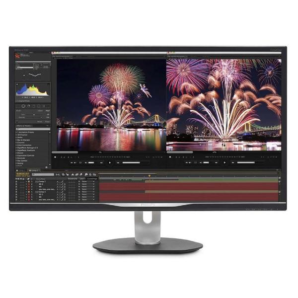 Philips 32 4K HDR600 USB-C Docking VA Monitor (328P6VUBREB)
