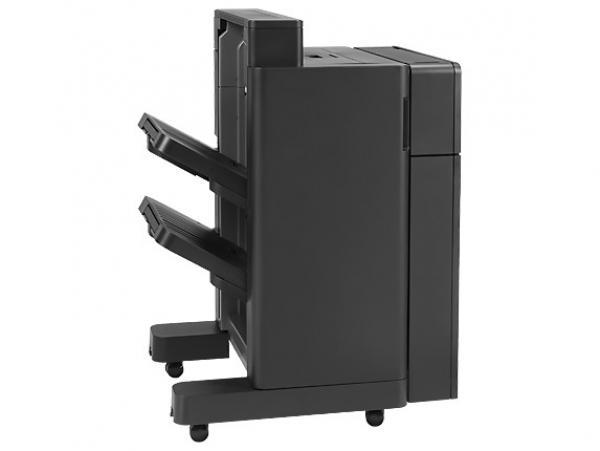 HP Laserjet Stapler/stacker W/2-4 Punch - For A2W82A