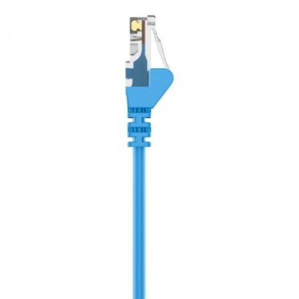 Belkin 10m CAT5E Snagless Patch Cable - Blue (A3L791BT10MBLUS)