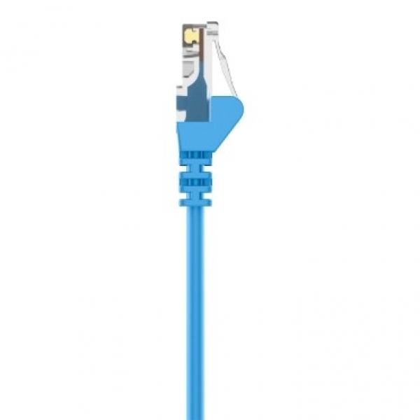 Belkin 15m CAT5E Snagless Patch Cable Blue (A3L791BT15MBLUS)