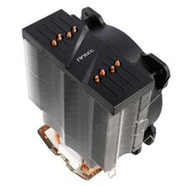 Antec CPU Air Cooler Direct Heat-Pipes Silent RGB (A400 RGB)