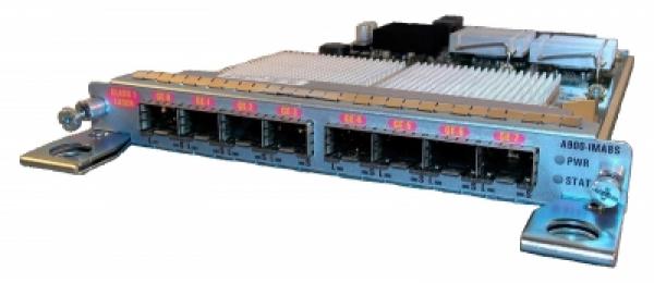 CISCO Asr 900 8 Port Sfp Gigabit Ethernet A900-IMA8S