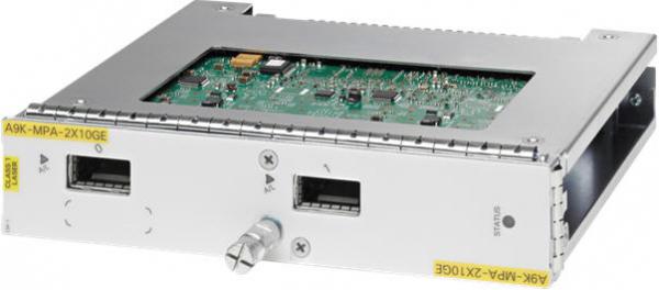 CISCO Asr 9000 2-port 10ge Modular Port A9K-MPA-2X10GE