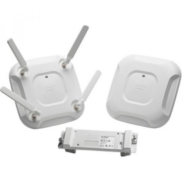 CISCO 802.11ac Ap 4x4:3ss W/cleanair Ext Ant AIR-AP3702E-UXK9
