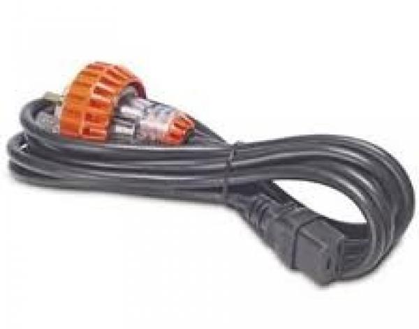 APC - SCHNEIDER Pwr Cord 15a 230v C19 To AP9897