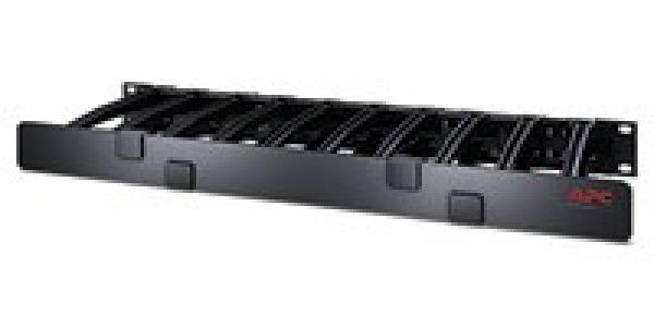 APC - SCHNEIDER Horizontal Cable Manager 1u X AR8612