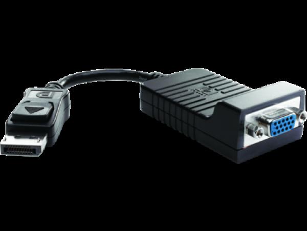 HP Displayport To Vga Adapter (AS615AA)