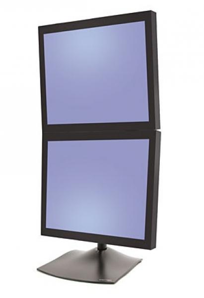 ERGOTRON Ds100 Dual Lcd Display Vertical Desk 33-091-200