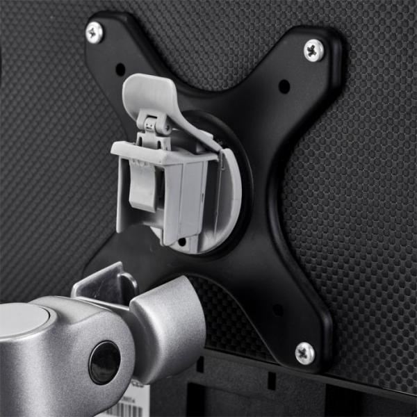 Atdec Awm Single Monitor Arm - Black (AWMS-4640F-B)